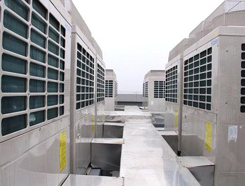 中央空调工程案例