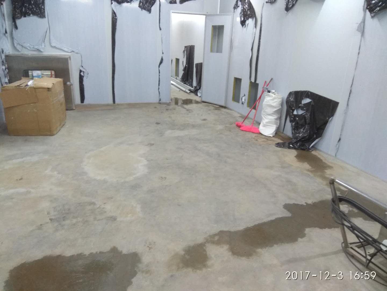 江门食品厂无尘车间工程