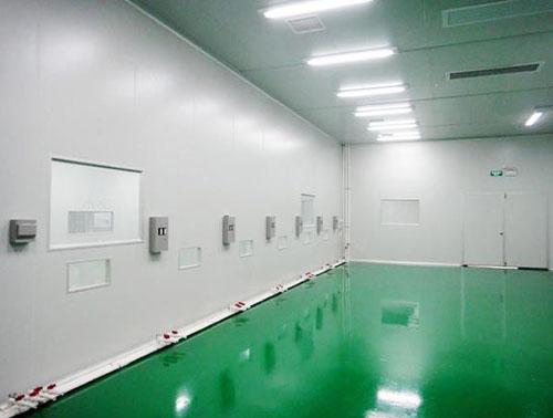 合肥实验室三十万级无尘车间工程案例