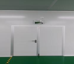凤岗塑胶电子十万级净化车间工程
