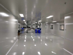 东莞市宇肽生物科技有限公司万级化妆品无尘车间完工