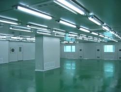 东莞电子光学万级无尘车间工程案例