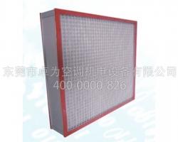 金属孔网初效过滤器