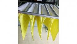 袋式过滤器黄色