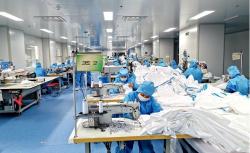 十万级医用口罩防护服净化车间洁净环境要求